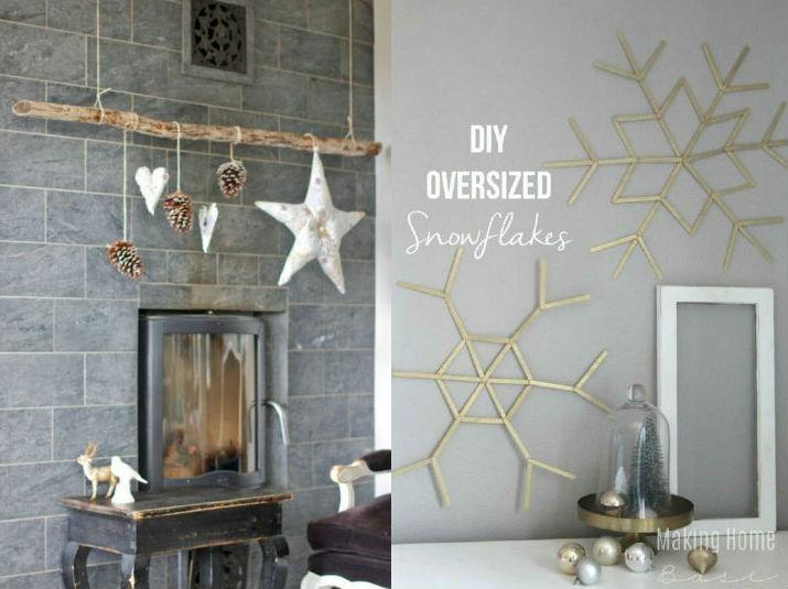 décoration pour Noël: décoration murale