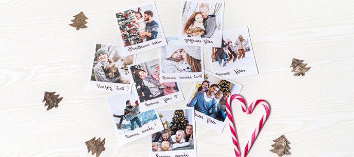 Bricolage carte de voeux : 4 manières originales de souhaiter vos vœux de fin d'année