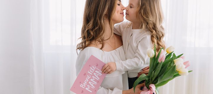 Carte fête des mères : personnalisez votre petit mot