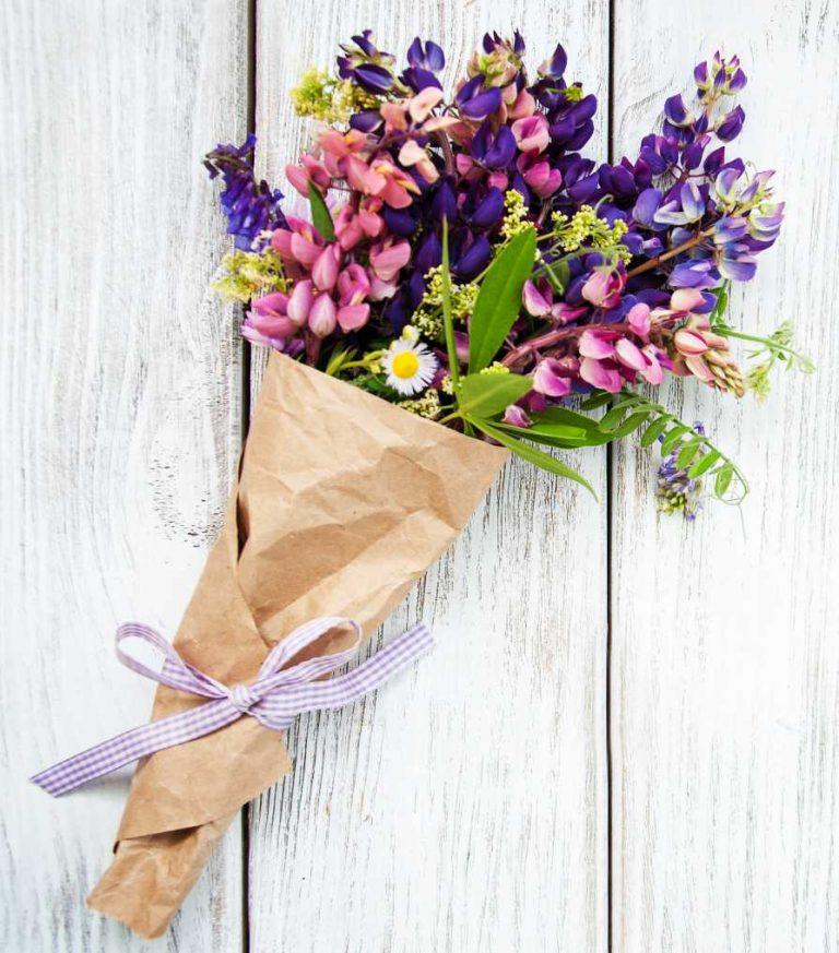Des fleurs pour Maman: les fleurs coupées, comment composer un bouquet ?