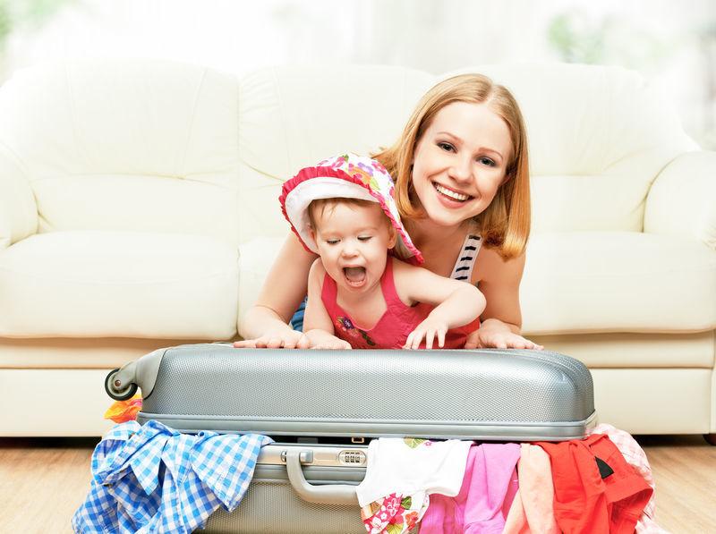 Packliste für die Familie