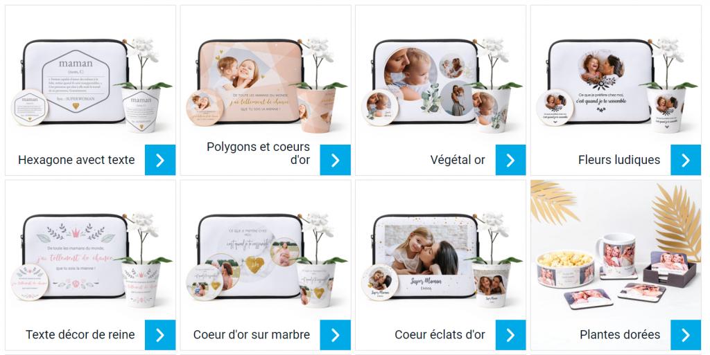 Nouveaux designs fête des mères 2020 smartphoto