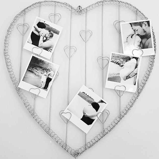 6 idées pour profiter de vos photos de grossesse - idée cadeau femme enceinte