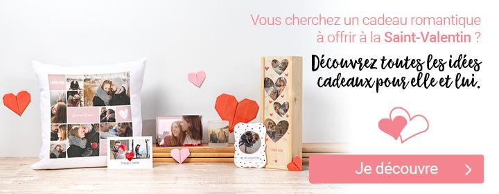 Saint-Valentin : découvrez toutes les idées de cadeaux pour elle et pour lui