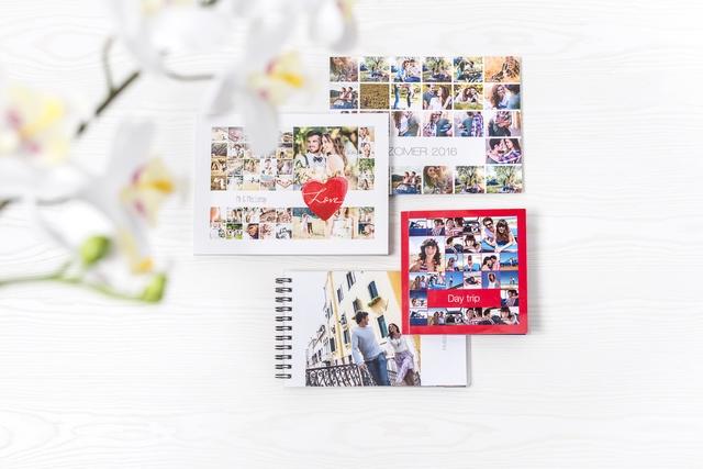 Albums photo sans mise ne page smartphoto
