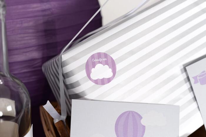Collecter les cadeaux lors d'une baby shower smartphoto