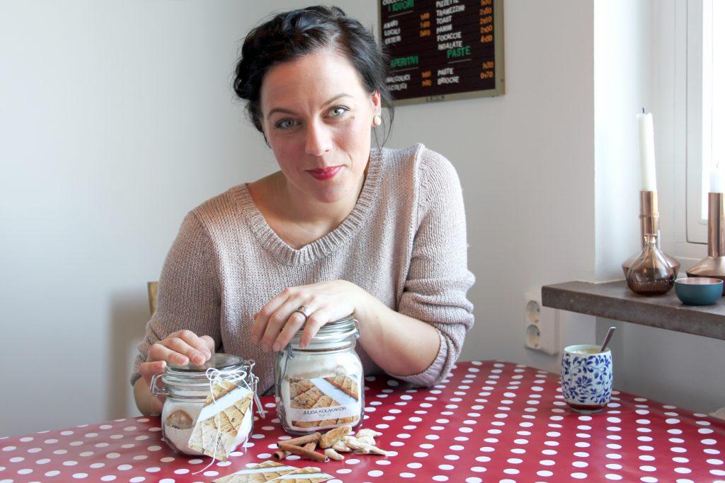 Sandra Mastio, vinnare av Sveriges Mästerkock, tipsar om bästa gå-bort-presenten