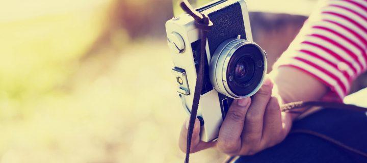 NYHET – Nu erbjuder vi gratis fotokurser online!