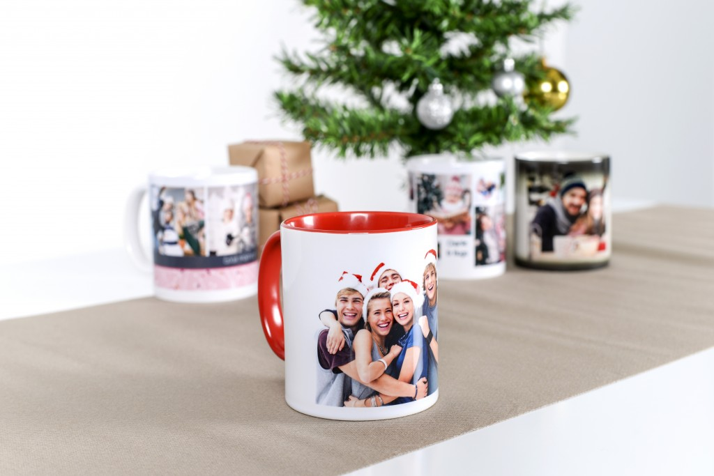 Julmugg med foto