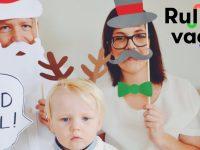 Årets bästa julkort – enkla steg för steg tips från våra vänner på Rulla vagn!