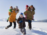 Fotoskola: Så lyckas du med familjeporträttet
