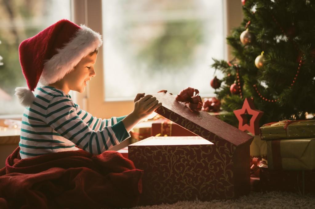Er julklapp