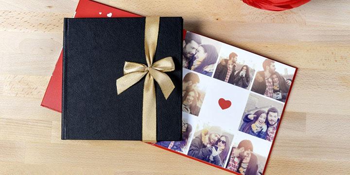 Alla hjärtans dag fotobok