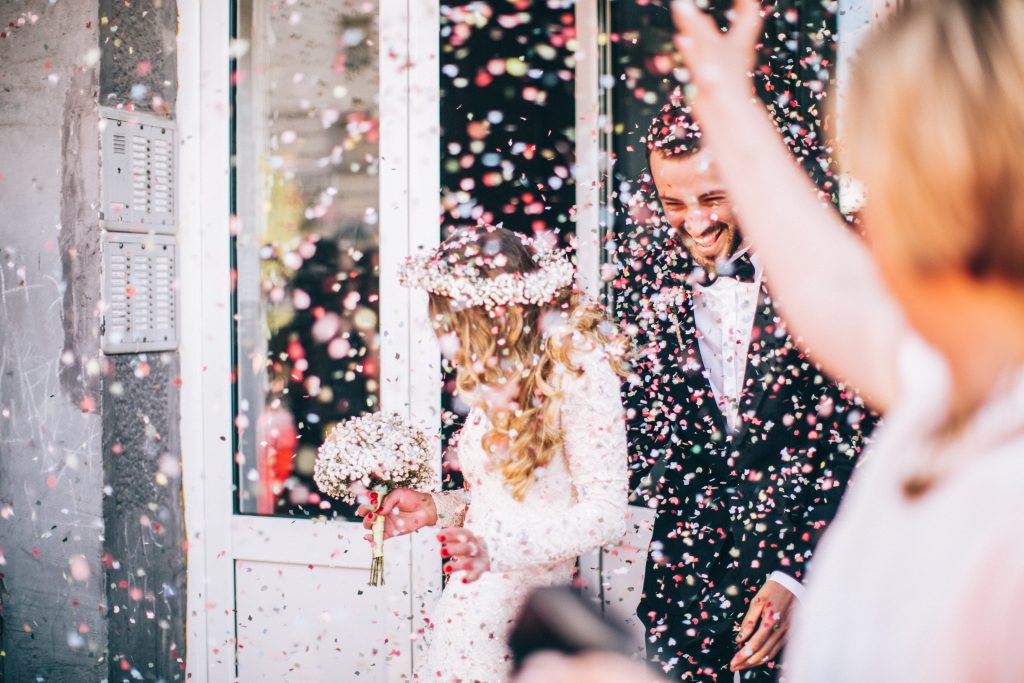 Bröllopsinbjudningar