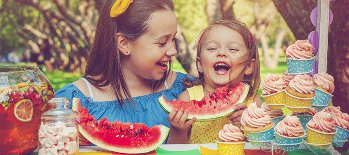 8 tips – så fixar du bästa barnkalaset i ditt eget hem!