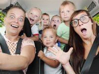 Bilsemester? 9 stadier du går igenom under en lång bilresa med små barn