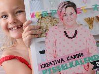 Kreativa Karin pysselkalender – personlig planering med familjen i fokus!