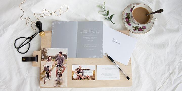 Bröllopsinbjudan till ert drömbröllop