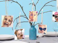 Påskpyssla med dina egna foton – 8 roliga idéer till påsk!