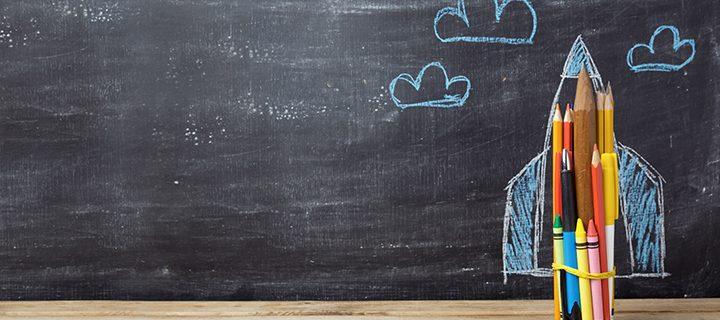 Kicka igång höstterminen – 6 måste-ha-saker inför skolan och förskolan!