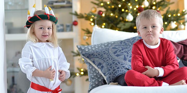 Julkampanj - årets bilder