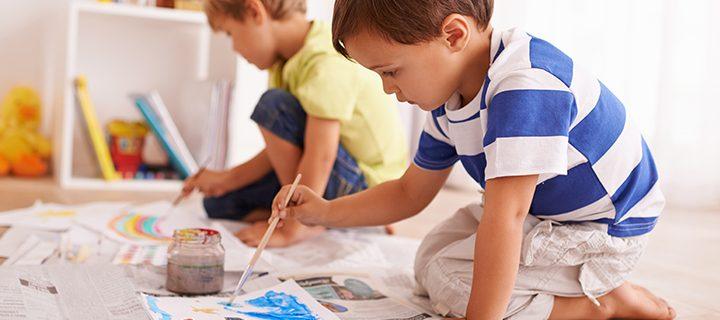 10 tips på hur du inreder ett personligt barnrum