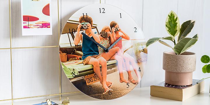 persoonallinen lastenhuone - kello