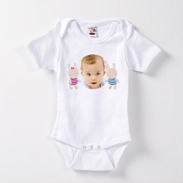 Gravidfotografering - babybody