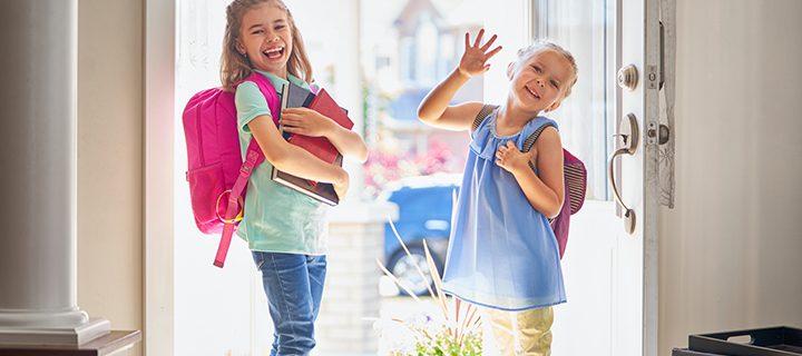 Skolstart 2019 – 5 tips på hur du enkelt förbereder dig inför skolstarten!