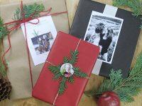 3 kreativa sätt att slå in dina julklappar – VIDEO DIY