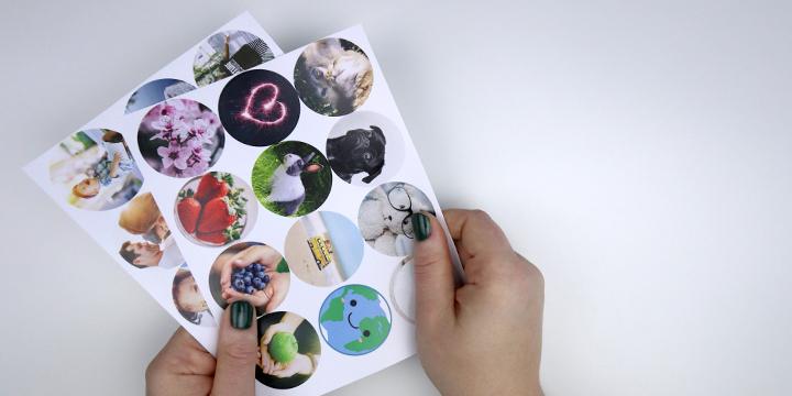 Minnesspel med foto