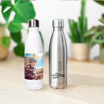 Tips 2 - Vattenflaska stål