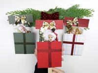 🎅 Så gör du Pop-Up-Julkort med foto – DIY VIDEO
