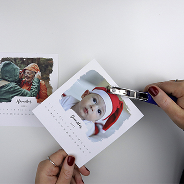 Video - Fotokalender med egna bilder