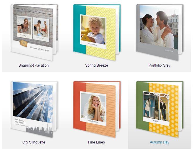 Luo vuosikirja kuvistasi