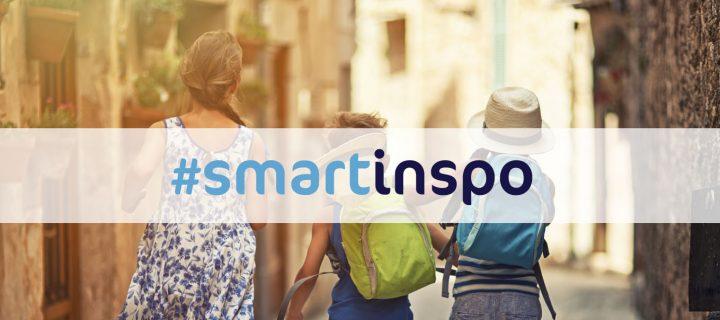 Auta meitä inspiroimaan muita – merkitse kuvasi #smartinspo