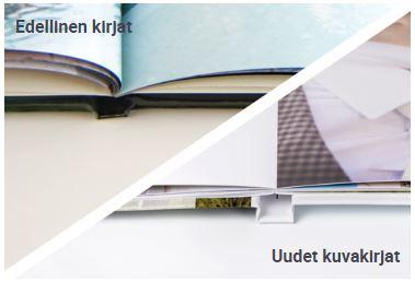 Uusi lay-flat-sidonta tarkoittaa sitä, että jokainen aukeama muodostaa oman arkkinsa. Siksi kirjan sivut eivät murru helposti.