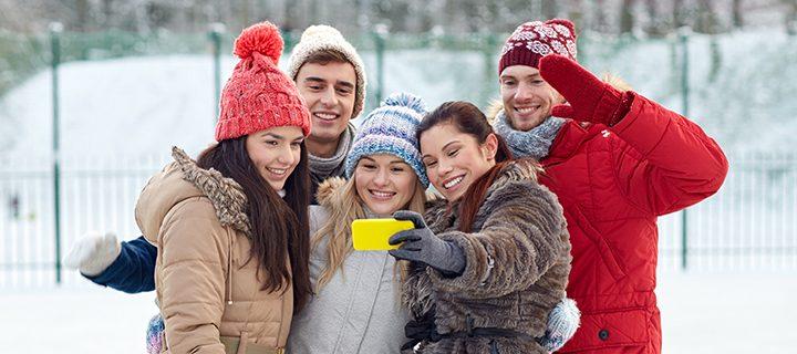 Hyvä selfie – ja kuinka se otetaan
