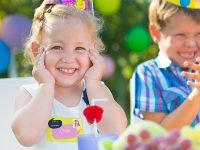 8 ideaa kivoihin lastenjuhliin kotona