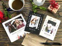 Tee joulukortit omista kuvista