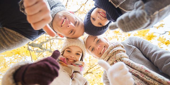 Perhekuvaus - Käytä ajattomia ja neutraaleja vaatekappaleita