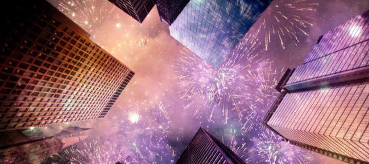 Järjestä vuosikymmenen ikimuistoisimmat uudenvuodenjuhlat!