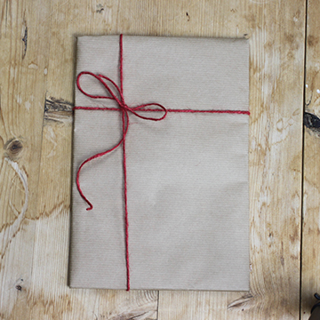 Paketoi joululahjoja