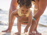 Piknik, rannalla hengailu ja puistossa oleskelu lasten kanssa