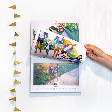 Tee kalenterista vieläkin persoonallisempi!