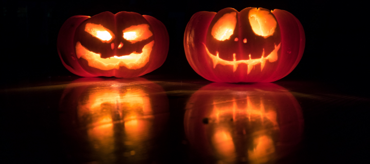 Koristele kauhukoti Halloweeniksi