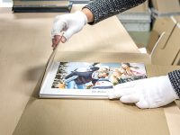 I fotolaboratoriet – når din fotobog bliver til!