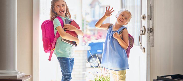Skolestart – 7 tip til, hvordan man let forbereder sig til skolestarten!