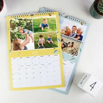 Vægkalender