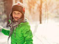 Vinterferie – 10 sjove ting at lave sammen med børnene ⛷️